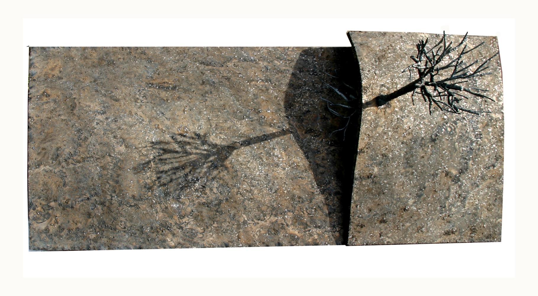 Roots #2 - Jean-Paul Réti, 21st Century, Contemporary metal sculpture