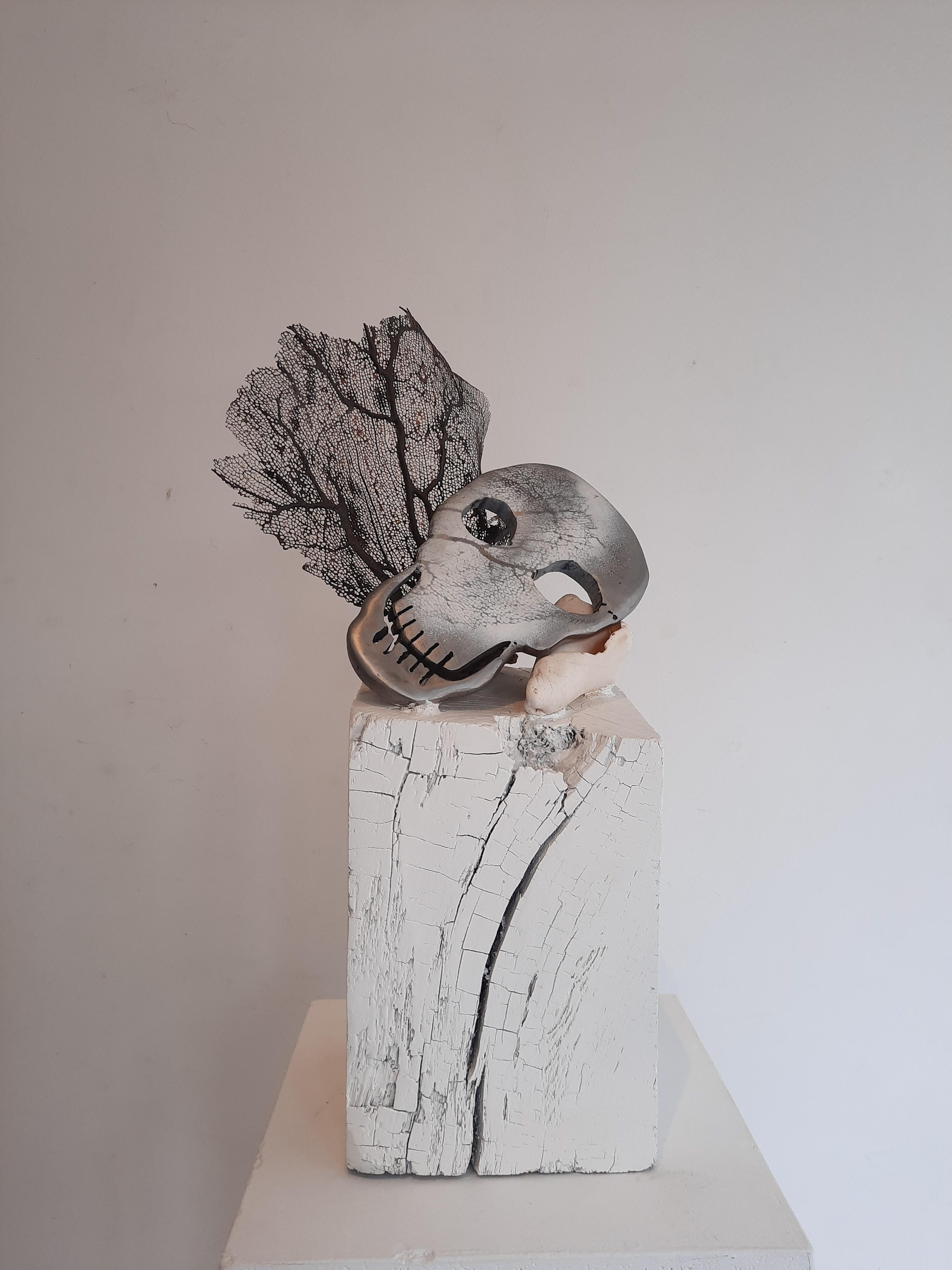 Chronicles - Haude Bernabé, 21st Century, Contemporary metal sculpture, vanity