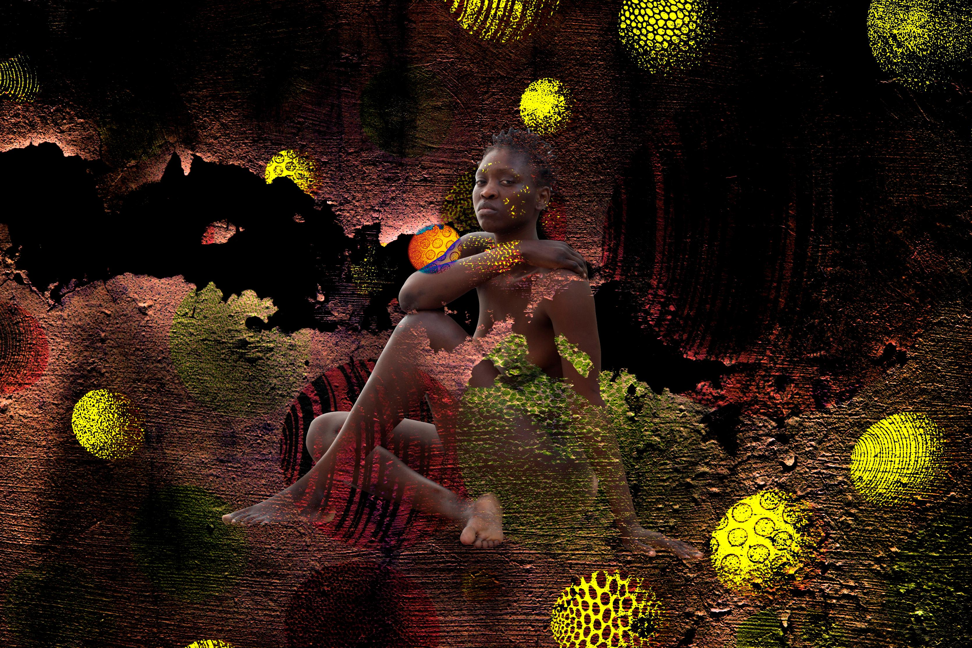New direction by night - Françoise Benomar, African Contemporary Photography
