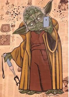 Selfie Addict Yoda