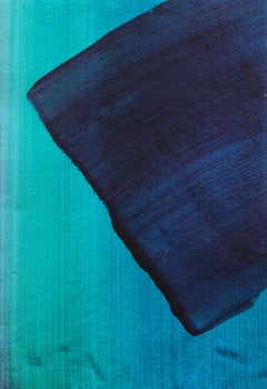 Untitled 38 -  Series 2019, Contemporary Abstract Painting, Textile Lightness