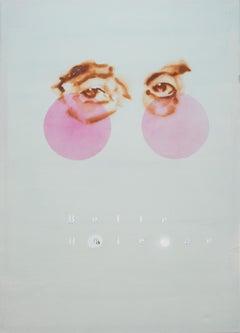 Belle Haleine - Contemporary Figurative Painting, Dada Art, Minimalism, Modern