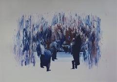 Untitled  11 - Series Final Fantasy, Minutiae Contemporary Figurative Painting