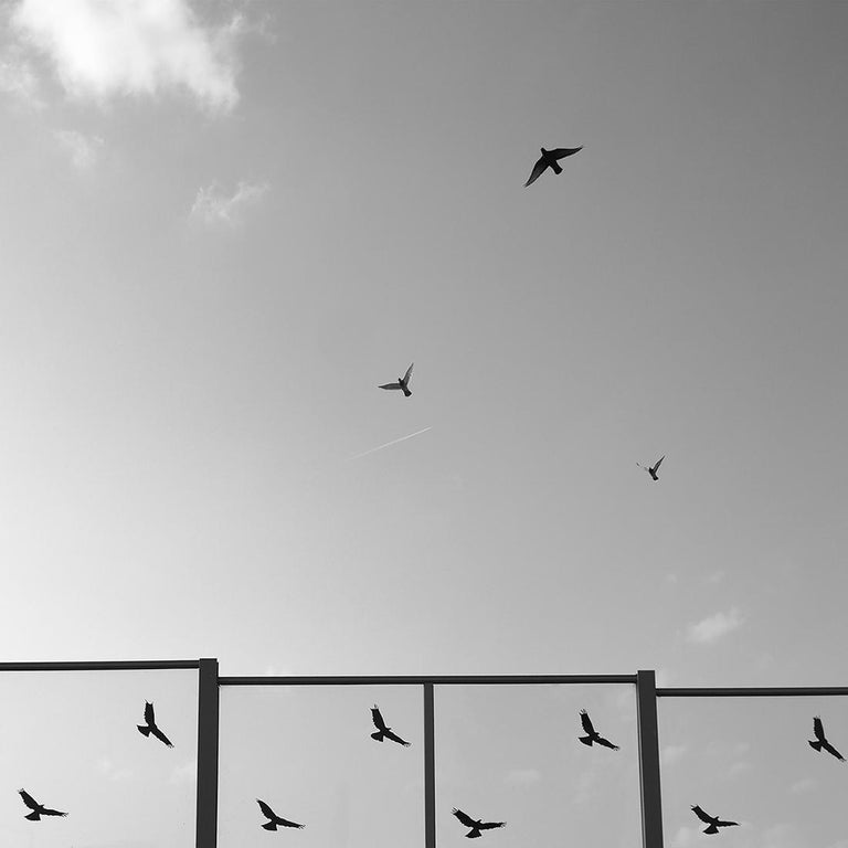 Marcin Ryczek Figurative Photograph - (un)real - Contemporary Minimalist And Symbolic Photography, Black and White