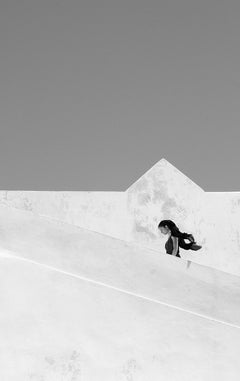 Ascent - Contemporary Minimalist And Symbolic Photography, Black And White