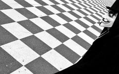 A Game of Chess - Contemporary Minimalist And Symbolic Photography, Black White