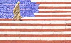 Emigration - The United States of Earth II, Minimalist And Symbolic Photography