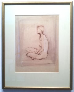 Nude - Sitting Woman