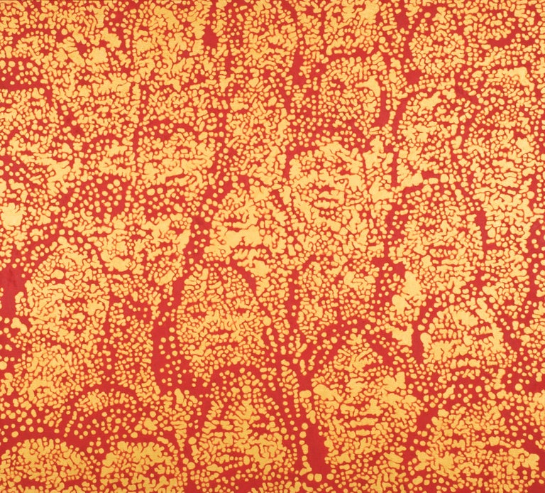 Ren Hui Figurative Painting - Smiling Faces