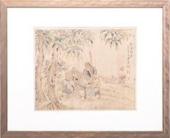 Qing Drawings and Watercolor Paintings