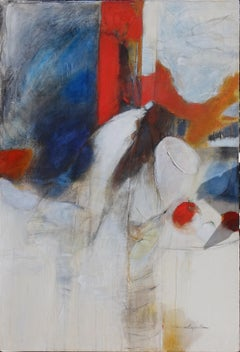 """""""Of Passage & Oblivion"""",  Landscape Abstract Expressionist Oil Painting"""