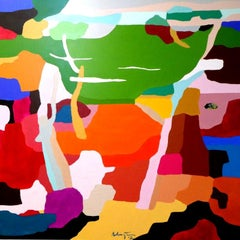 I WANT TO LIVE ON AN ABSTRACT PLANE II