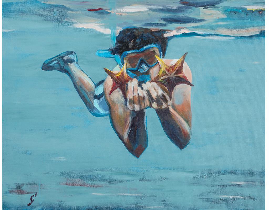 R. Diving