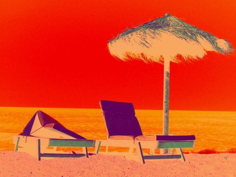 Gerard Cadevall Landscape Photograph - Life in Color 6