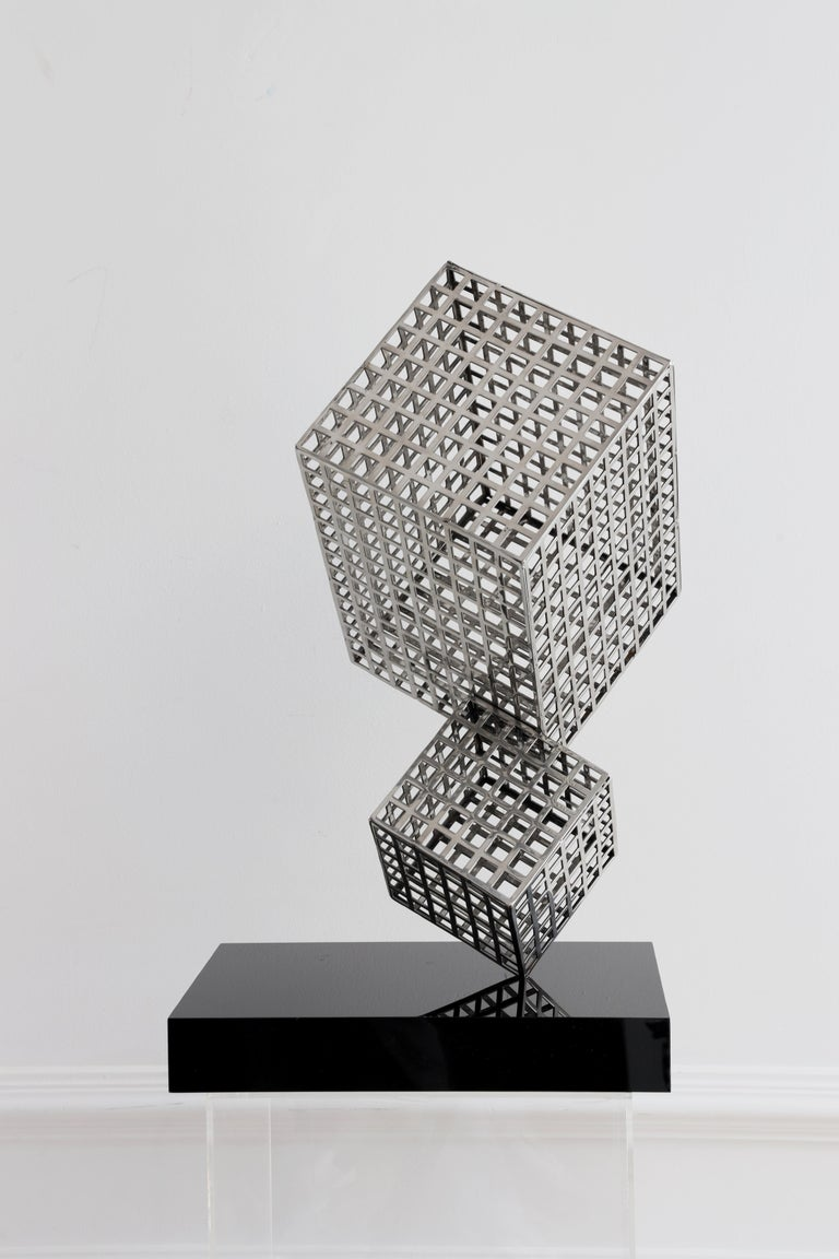 Maite Carranza Abstract Sculpture - Untitled
