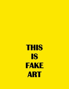 PLAYLIST - THIS IS FAKE ART