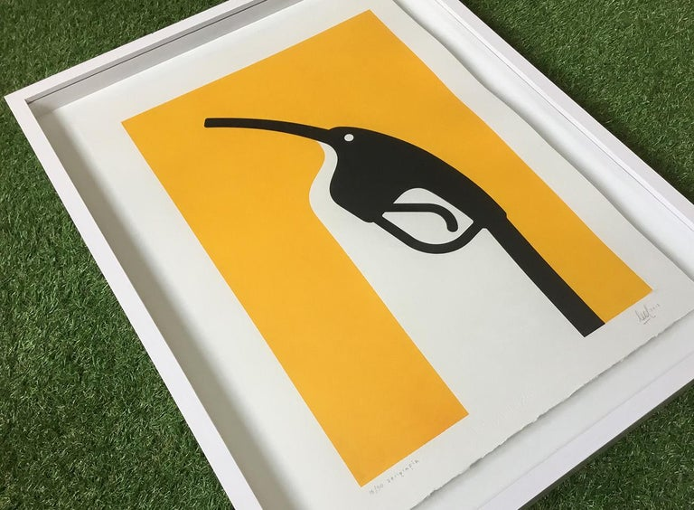 Penguin - Print by Guillermo Leal