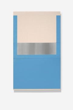 Blue (three panels)