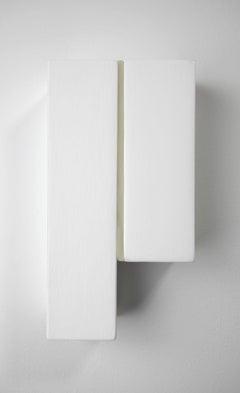 DAVID GOERK, Untitled (Wax Strata) #2, 2015