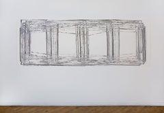 FRAUKE SCHLITZ, Engraved Space 5, 2016