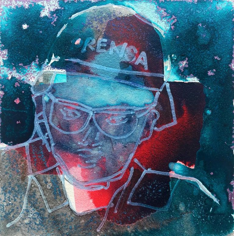 Juri Koll Abstract Painting - Prensa One