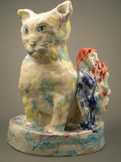 Cat and Figures