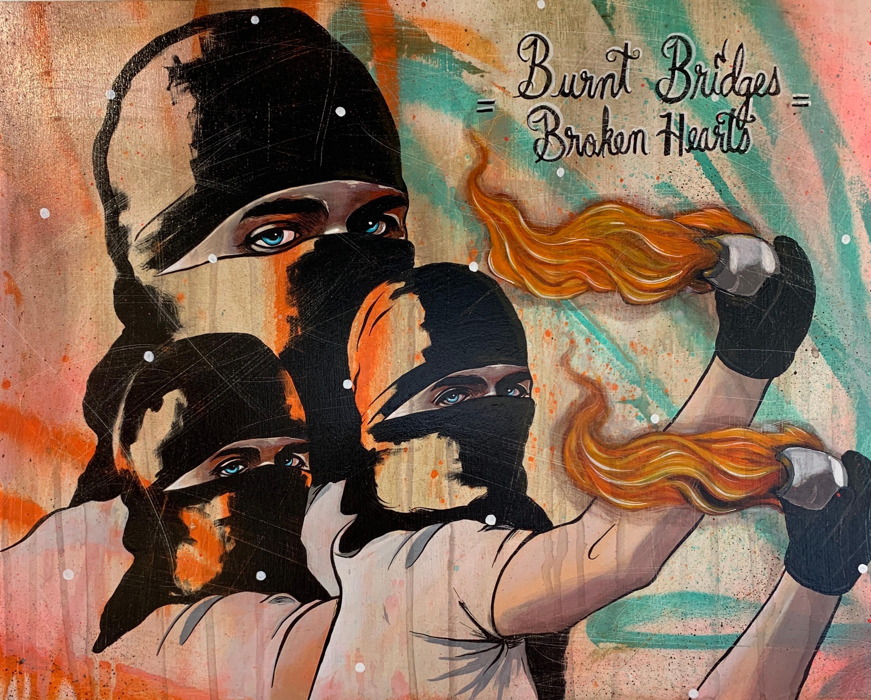 Burnt Bridges Broken Hearts