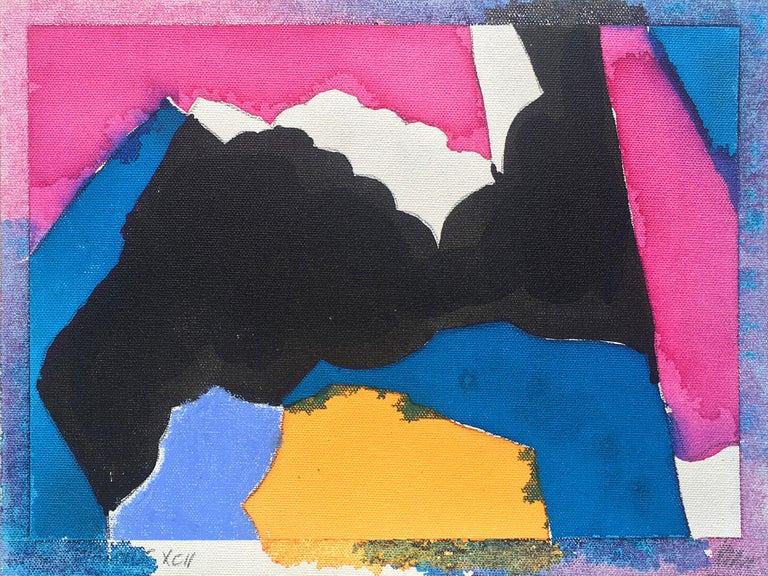 Juri Koll Abstract Painting - Käepigistus XCII