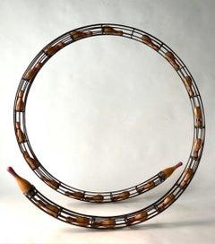 Large Pin Spiral