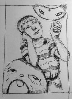 Donut Dreams Sketch