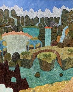 Sacred Landscape IV #19