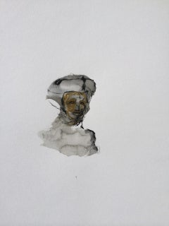 Feminist Portrait Drawings and Watercolours