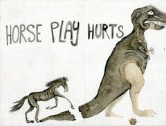 Horse Play Hurts