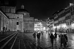 Rainy Night In Florence