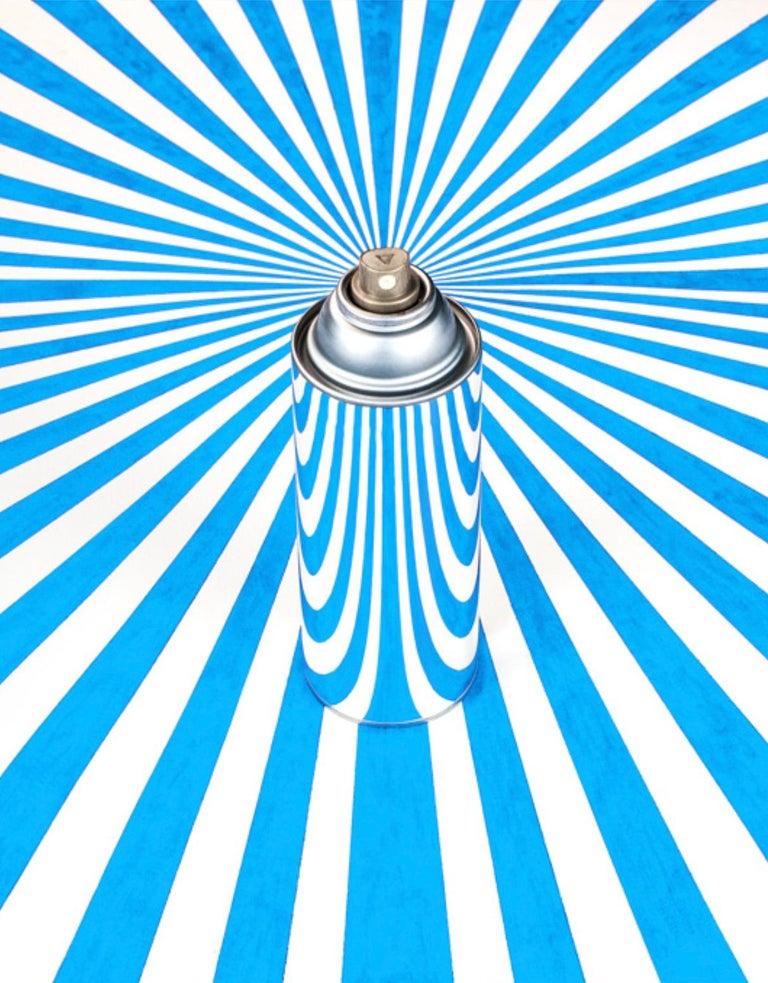 Spray Can 26 - Art by Ivan Butorac