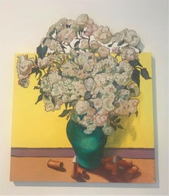 BOUQUET (after Van Gogh) WITH BULLETS