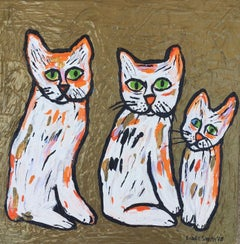 3 Bobtail Cats
