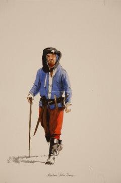 The Swordsman by Michael John Hunt