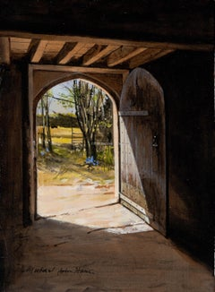 Spring Sunshine By Michael John Hunt