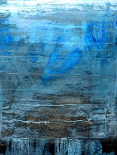 'Chronicle' by Rolando Duartes, abstract painting, acrylic on board