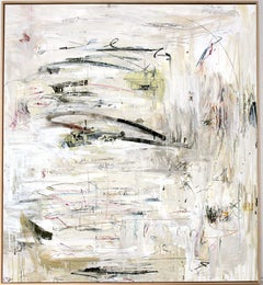Desert Sands, Stefan Heyer, Contemporary Abstract Painting, Conceptual Collage