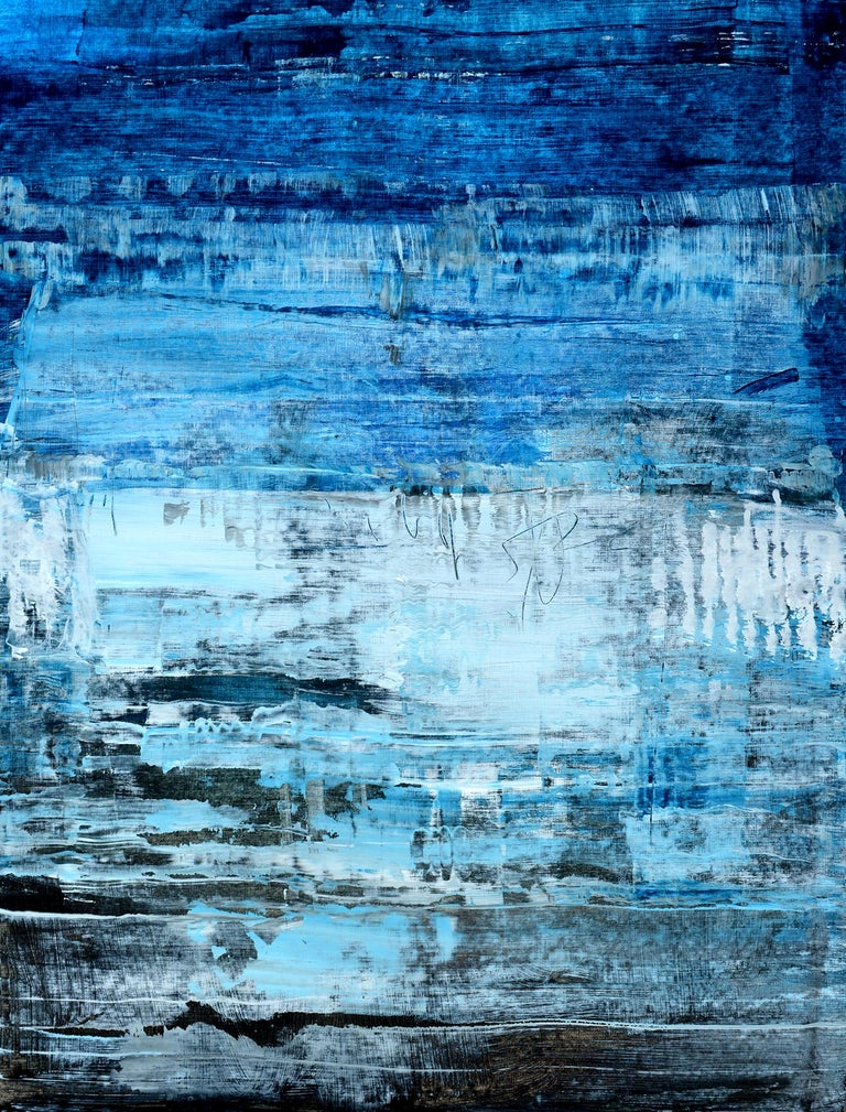 'Memories' by Rolando Duartes, abstract, acrylic on acid-free, age-resistant painting board