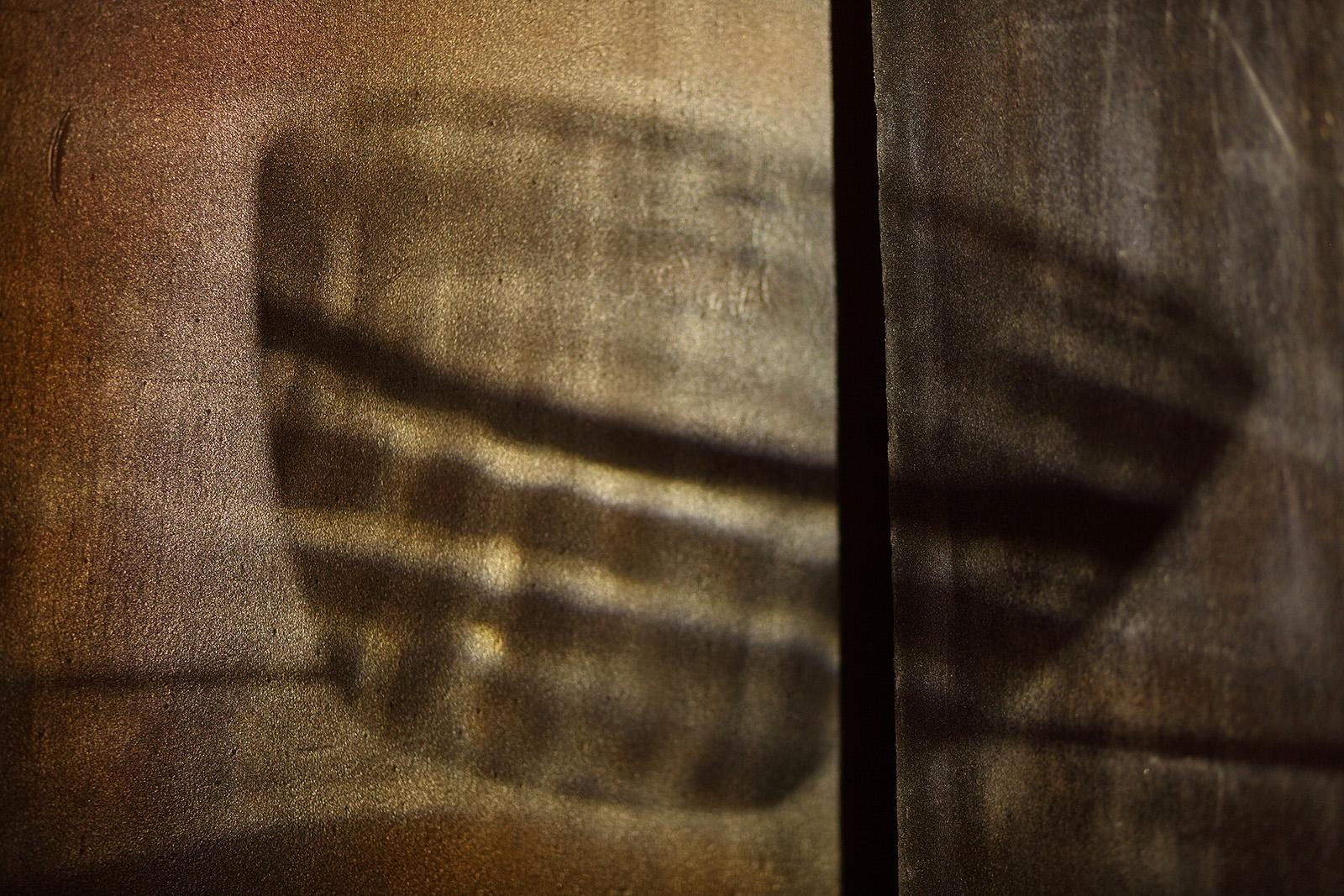 Interrupted Lunch, Vitalii Ledokollov, Contemporary Abstract Photography, Brown