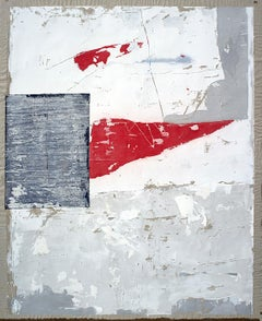 'Long Live the Idols' by Antoine Puisais, mixed-media, abstract, geometric