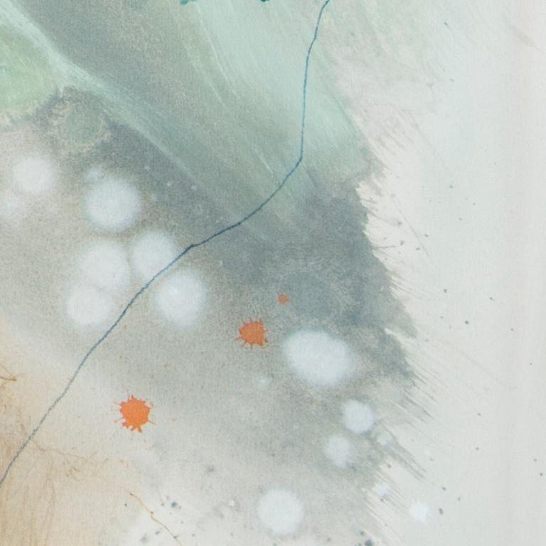 Self Contained I, Rebecca Stern, Contemporary Abstract Mixed Media, Collage For Sale 2