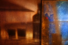 Pre-party, Vitalii Ledokollov, Abstract Photography Print, Brown, Orange