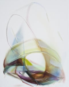 'Body' by Naomi Yuki, abstract expressionism, oil on canvas
