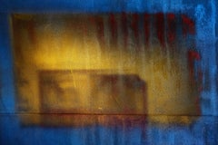 Home, Vitalii Ledokollov, Abstract Color Photography, Blue Limited Edition Print
