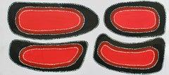 'Djalala' Australian Aboriginal Art by Jack Dale