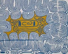'Minyma Tingari' Australian Aboriginal Art by Kai Kai Nampitjinpa